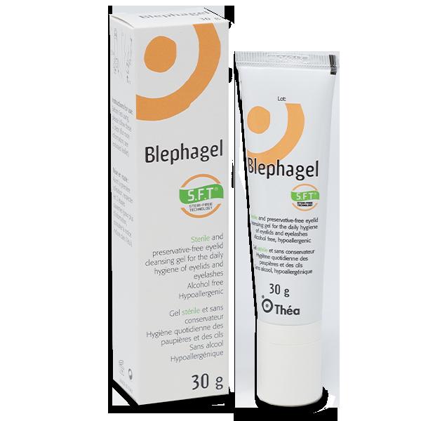 Blephagel<sup>®</sup>