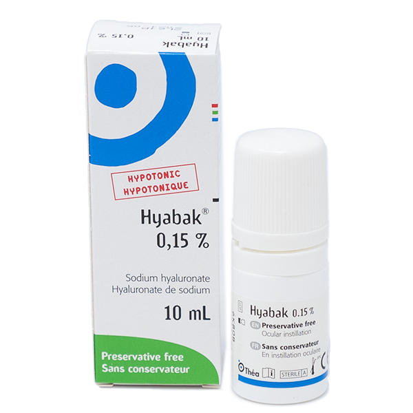 Hyabak<sup>®</sup>