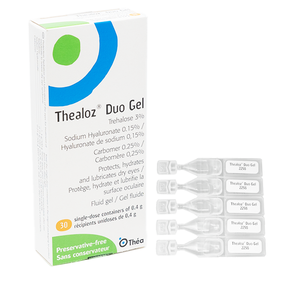 Thealoz<sup>®</sup> Duo Gel